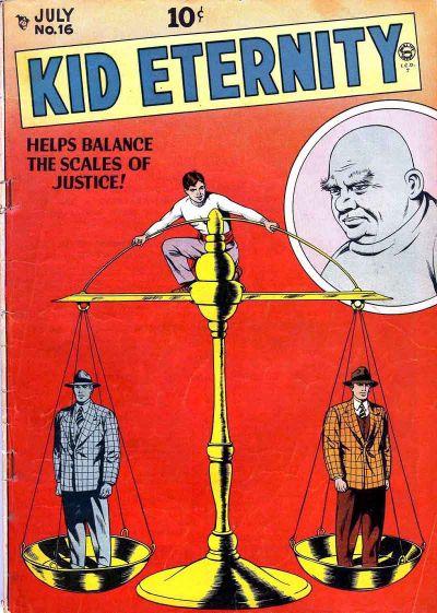 Kid Eternity Vol 1 16