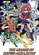 League of Super-Assassins (Pre-Zero Hour) 1