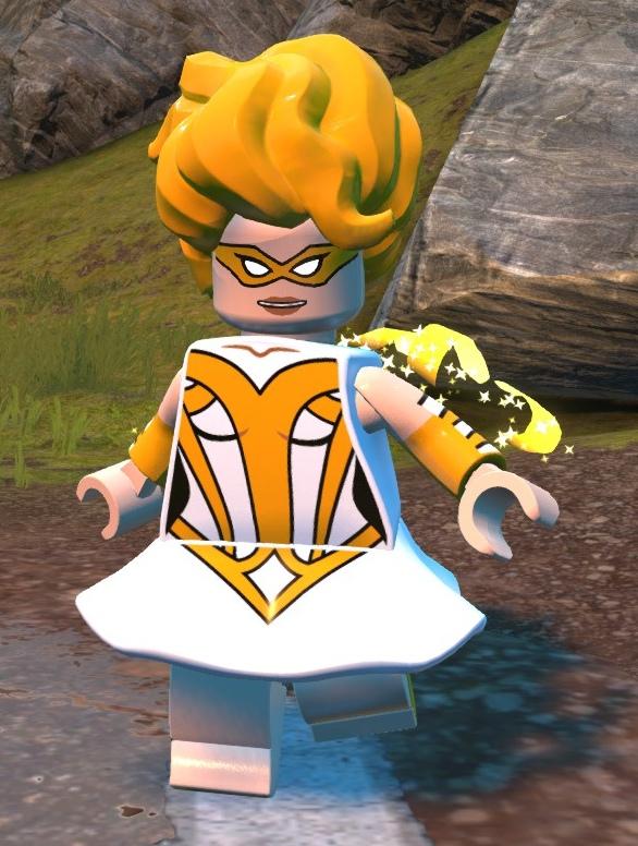 Lisa Snart (Lego Batman)