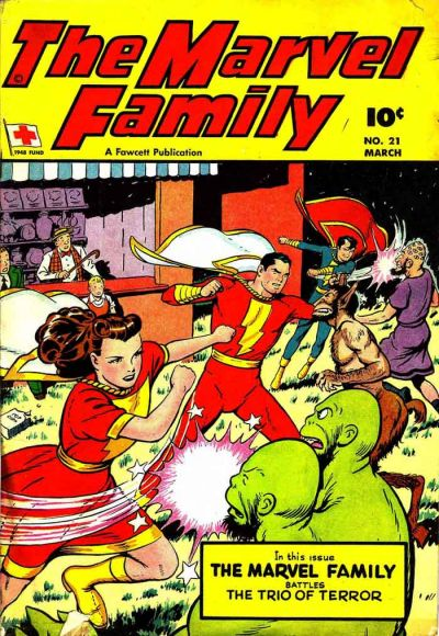Marvel Family Vol 1 21