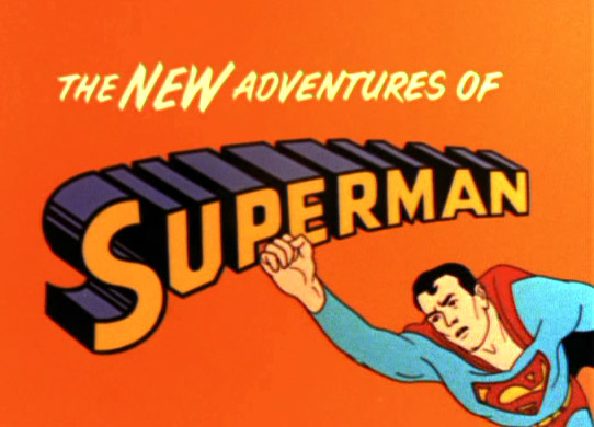 New Adventures of Superman (TV Series) Episode: Lava Men
