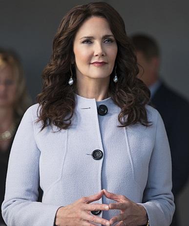 Olivia Marsdin (Arrowverse: Earth-38)