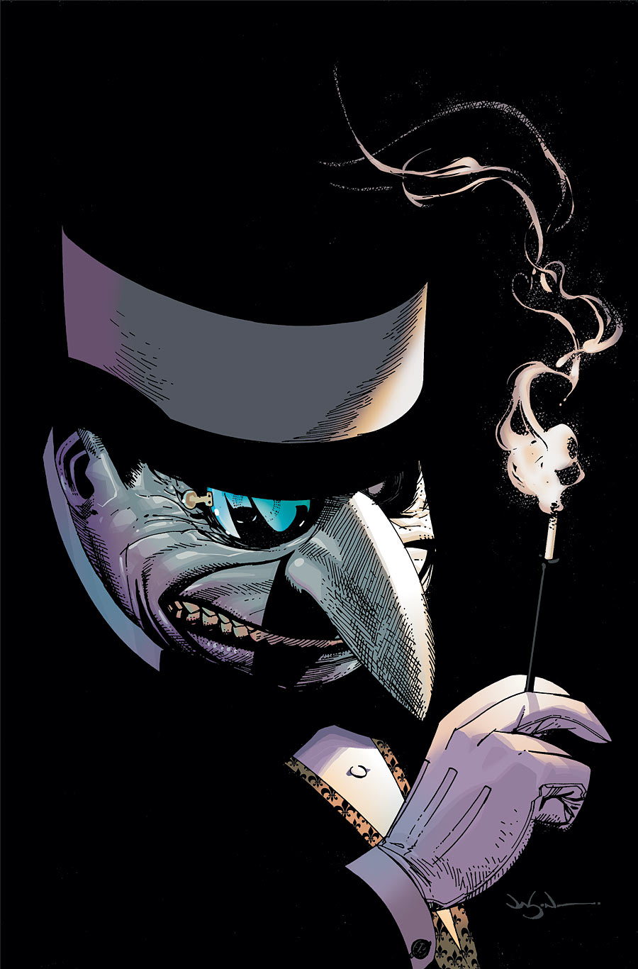 Oswald Cobblepot (New Earth)