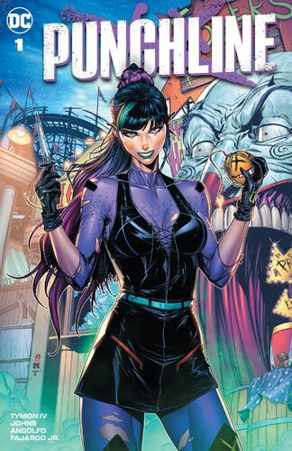 Exclusive Gotham City Comics and Collectibles Variant