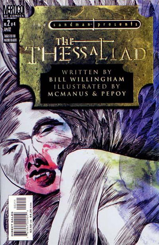 Sandman Presents: The Thessaliad Vol 1 2