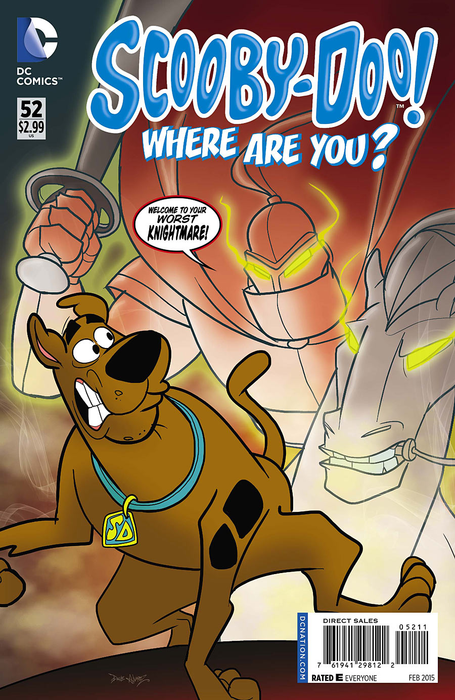Scooby-Doo, Where Are You? Vol 1 52