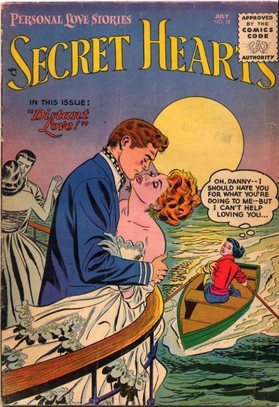 Secret Hearts Vol 1 28