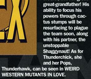 Shaggynaut (Amalgam Universe)