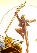 Starwoman Titans Tomorrow