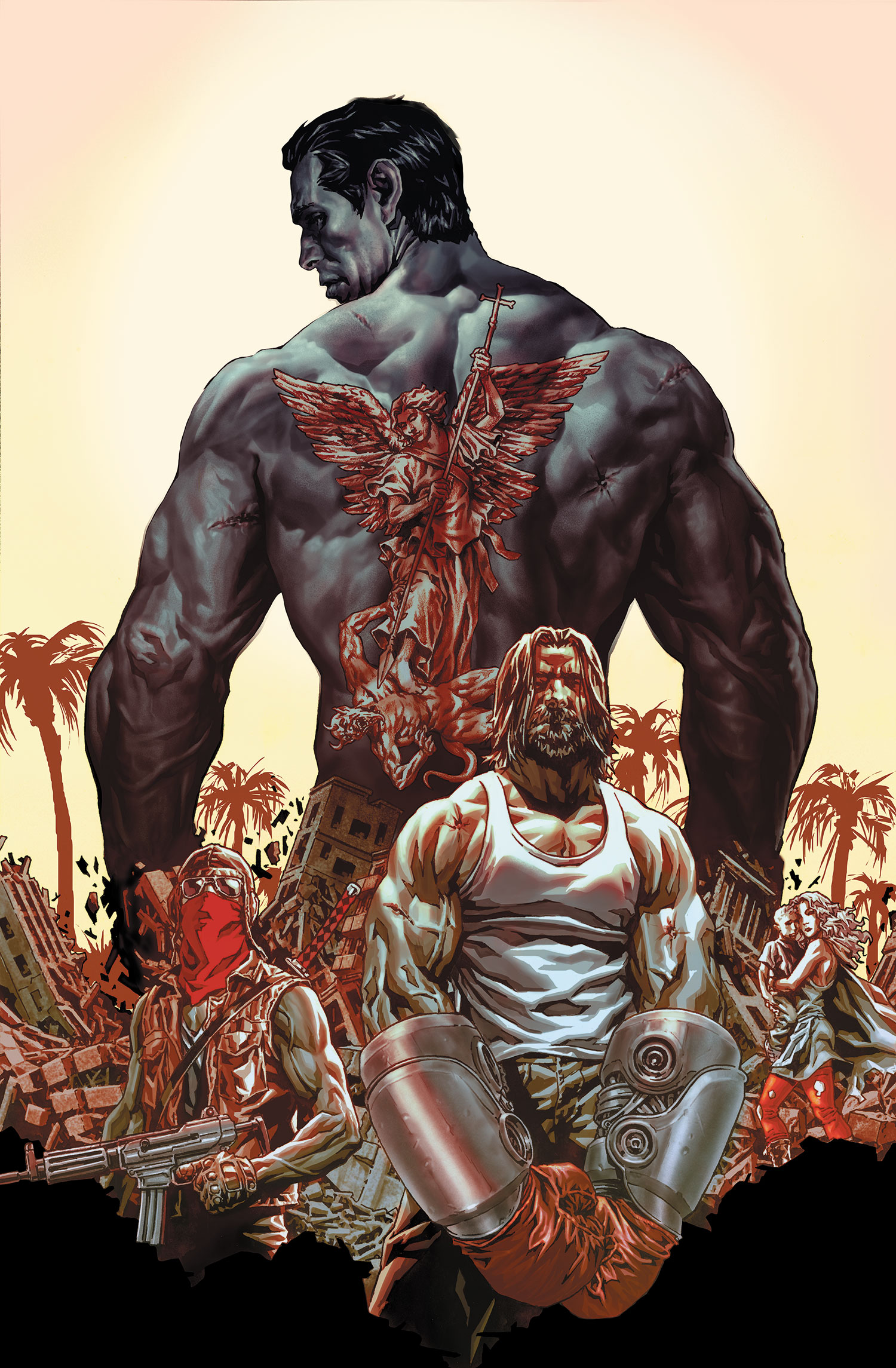Suiciders Vol. 1 (Collected)