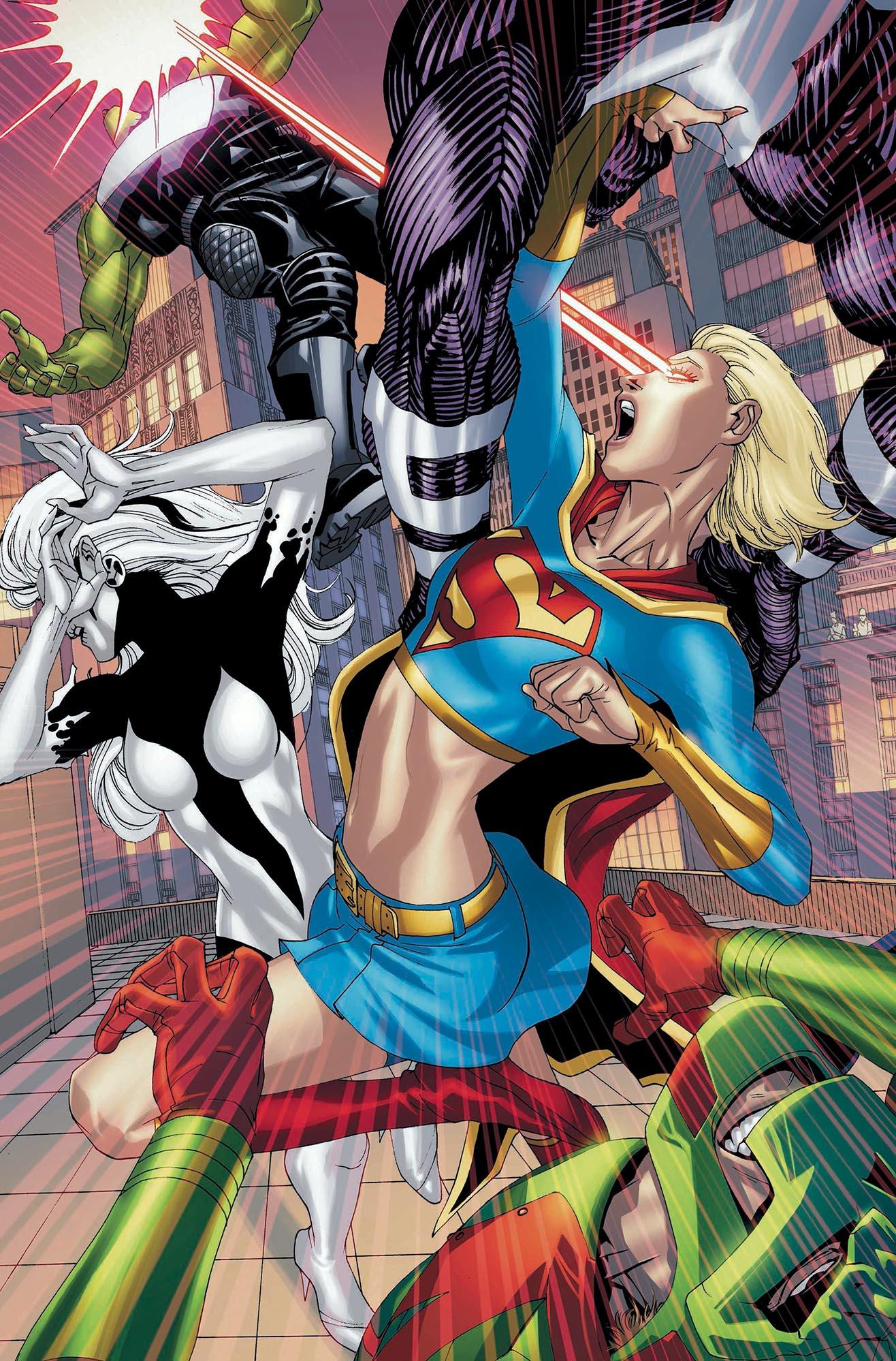 Supergirl Vol 5 64 Textless.jpg