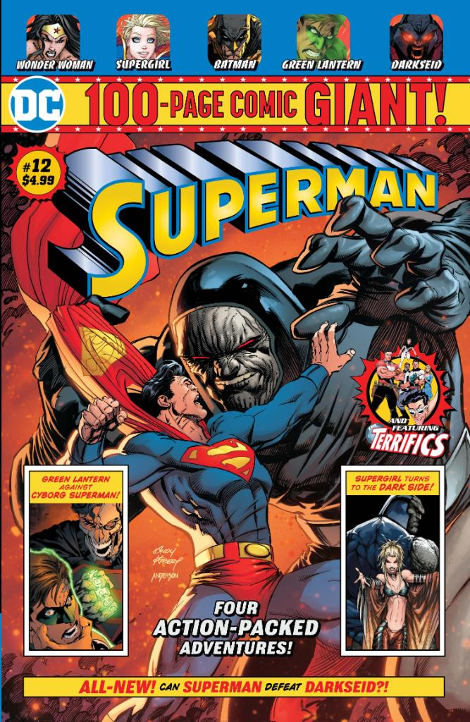 Superman Giant Vol 1 12