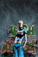 Superman Metropolis Vol 1 6 Textless