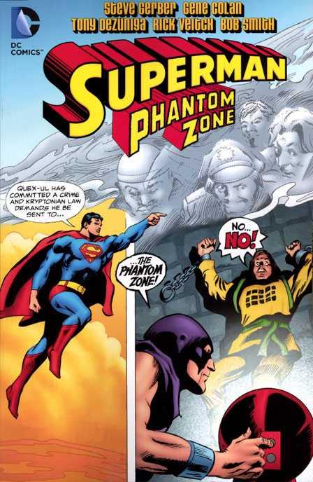 Superman: Phantom Zone (Collected)