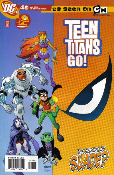 Teen Titans Go! Vol 1 49