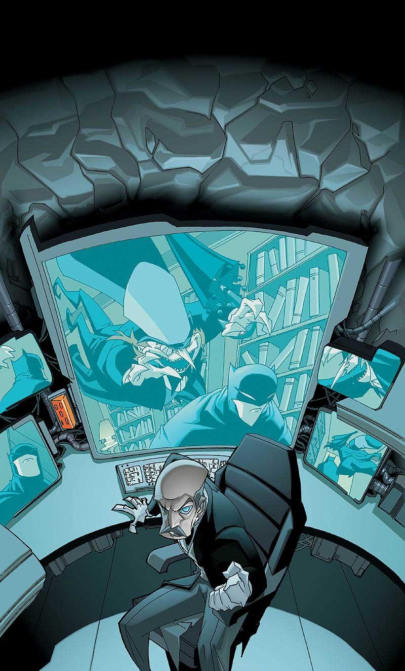 The Batman Strikes! Vol 1 11 Textless.jpg