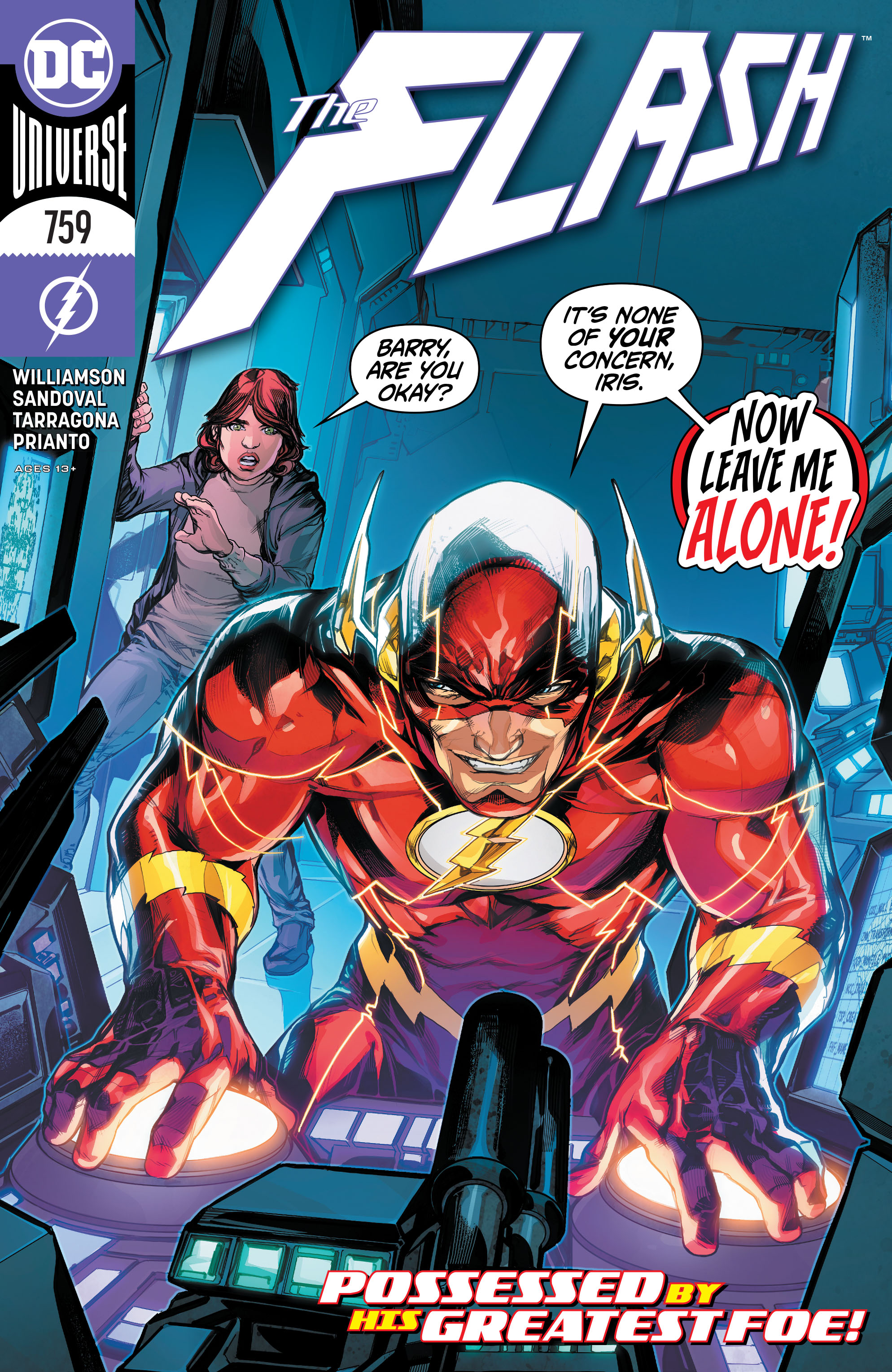 The Flash Vol 1 759