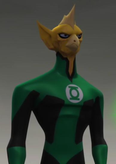 Tomar-Re (Green Lantern Animated Series)