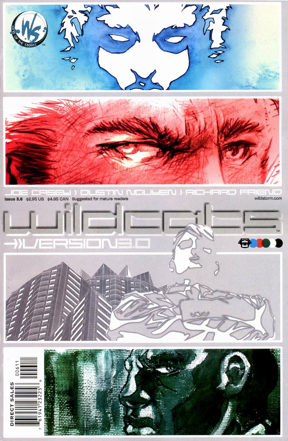 Wildcats Version 3.0 Vol 1 6