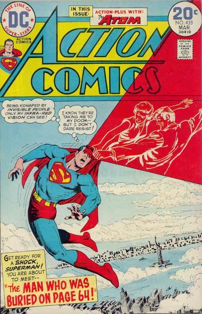 Action Comics Vol 1 433