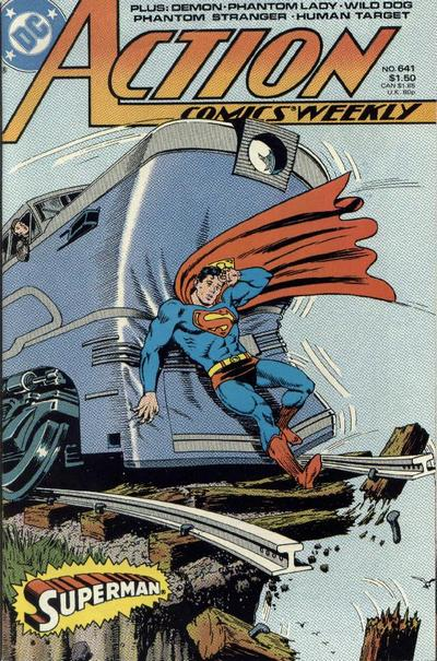 Action Comics Vol 1 641