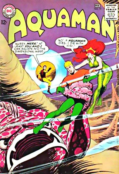 Aquaman Vol 1 19