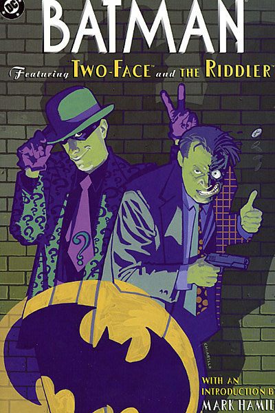 Batman: Featuring Two-Face and the Riddler (Collected)