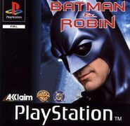 Batman Robin Playstation
