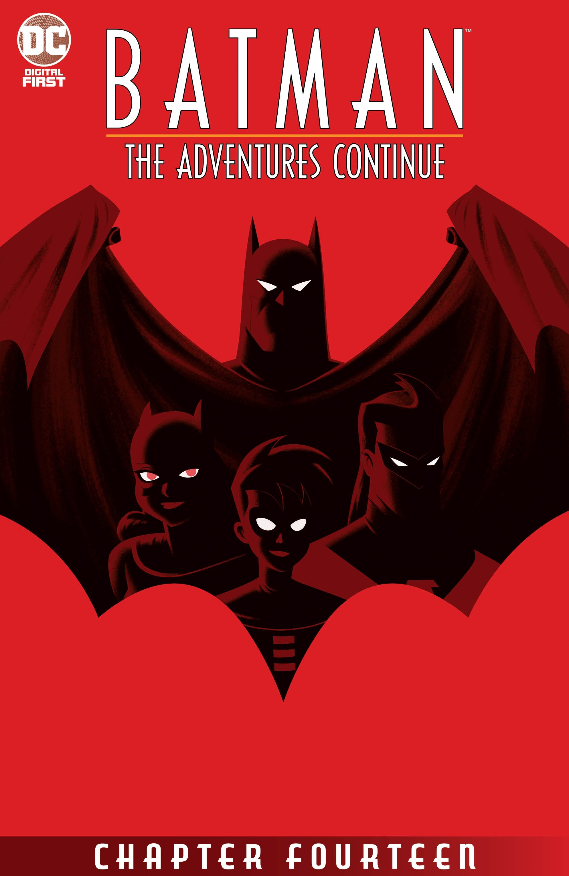 Batman: The Adventures Continue Vol 1 14 (Digital)