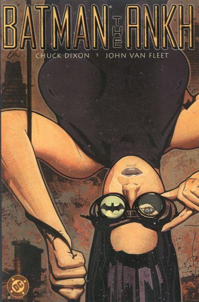 Batman: The Ankh Vol 1 2