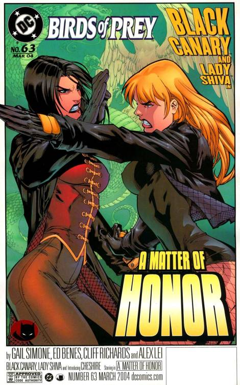 Birds of Prey Vol 1 63