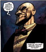 Bizarro Lex Luthor 001