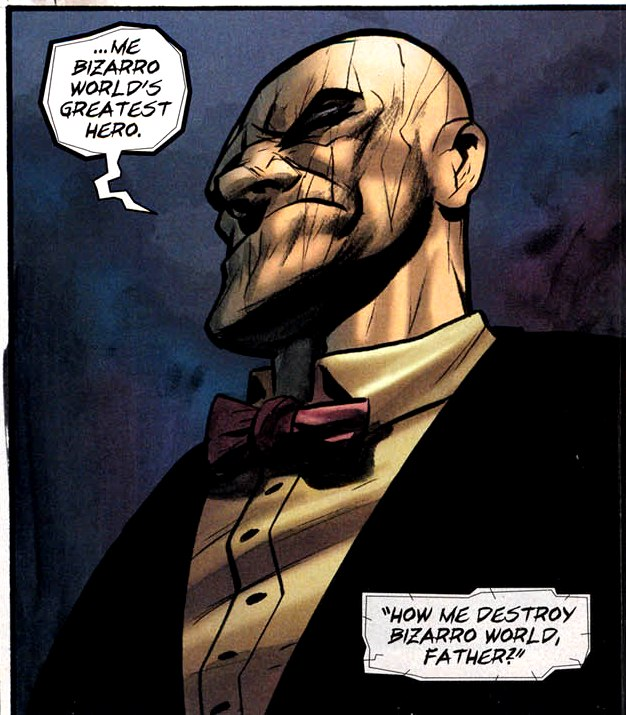 Bizarro Lex Luthor (New Earth)
