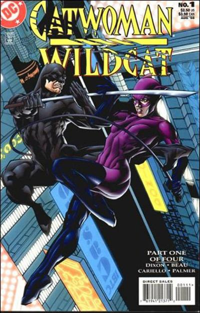 Catwoman/Wildcat Vol 1 1