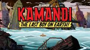 DC Showcase Kamandi The Last Boy on Earth