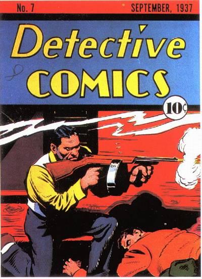 Detective Comics Vol 1 7