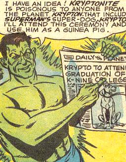 Doctor Kryptonite (Earth-One)