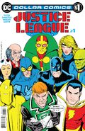 Dollar Comics Justice League Vol 1 1