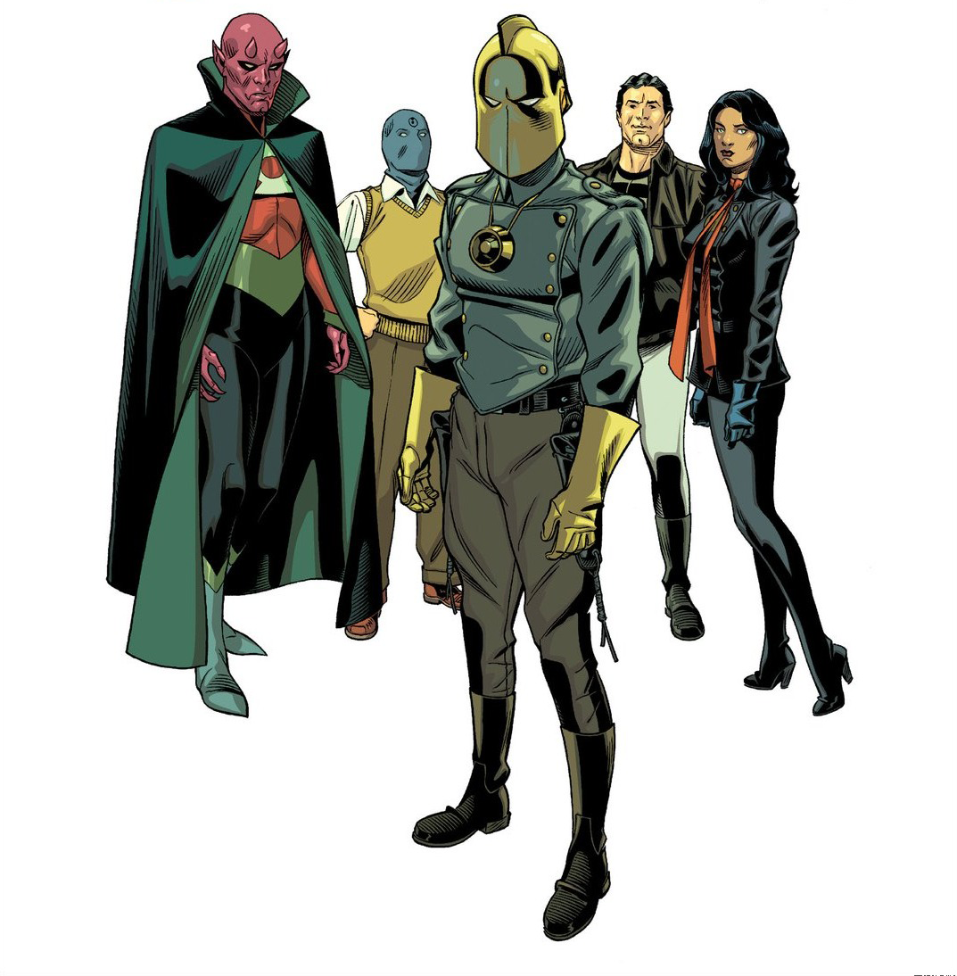 Society of Super-Heroes (Earth-20)
