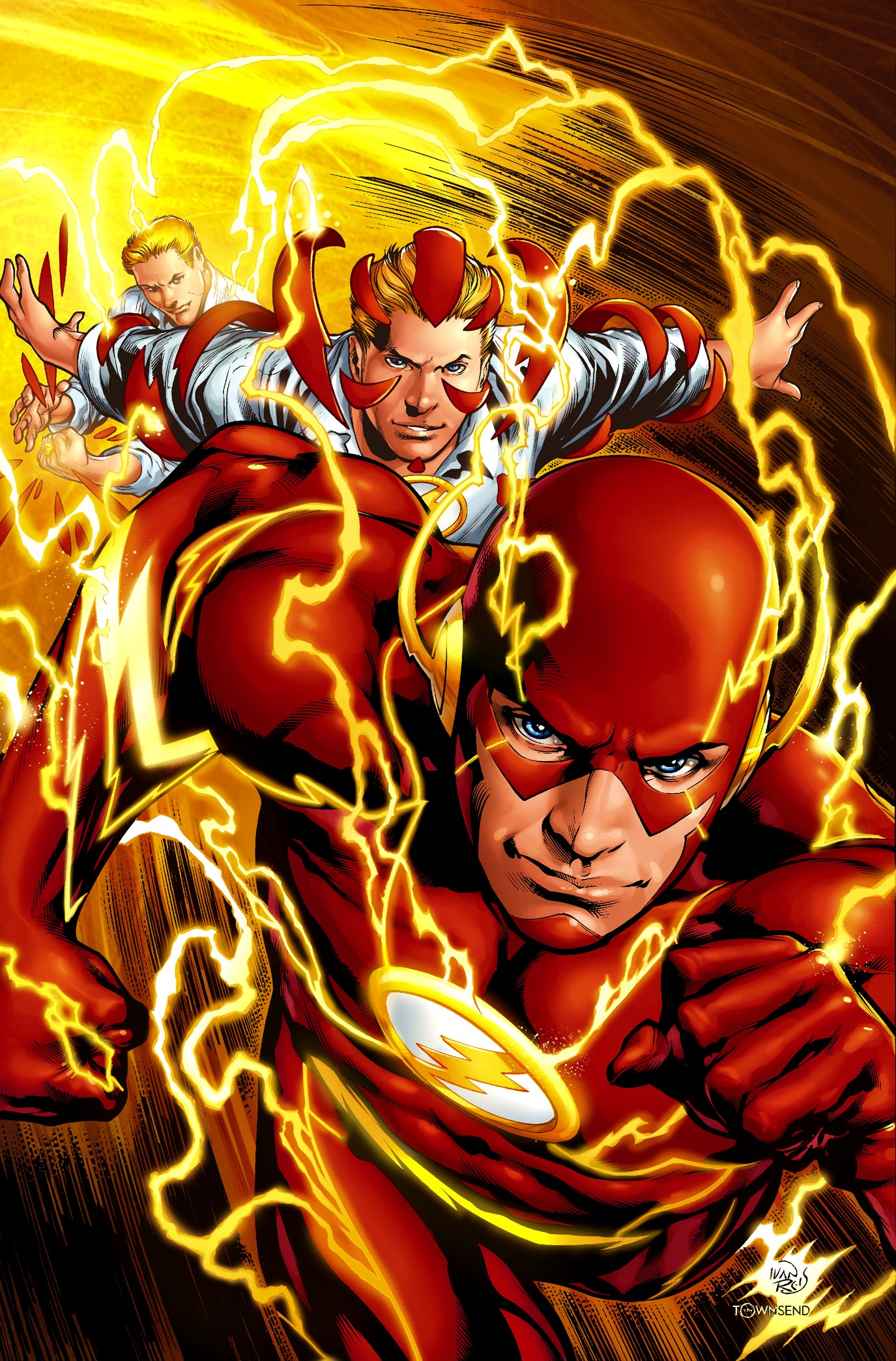 Flash Barry Allen Dc Database Fandom