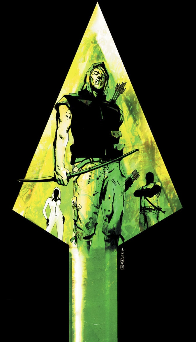 Green Arrow: Year One (Collected)