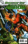 Green Arrow Vol 4 9
