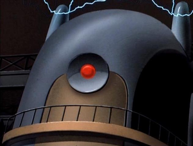 Batman (1992 TV Series) Episode: Heart of Steel, Part I