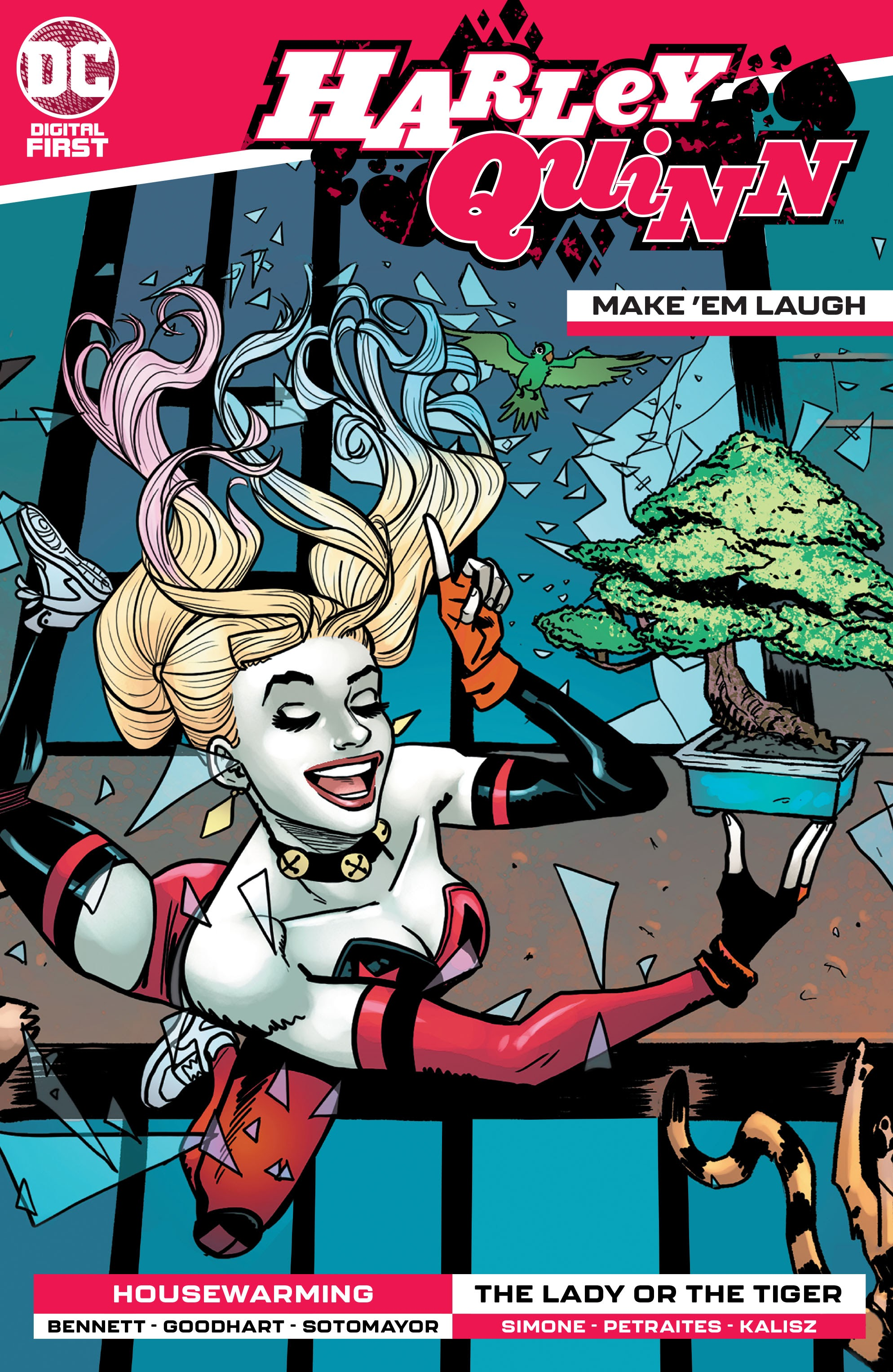 Harley Quinn: Make 'em Laugh Vol 1 2 (Digital)