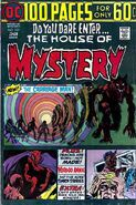 House of Mystery v.1 227