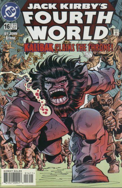 Jack Kirby's Fourth World Vol 1 16