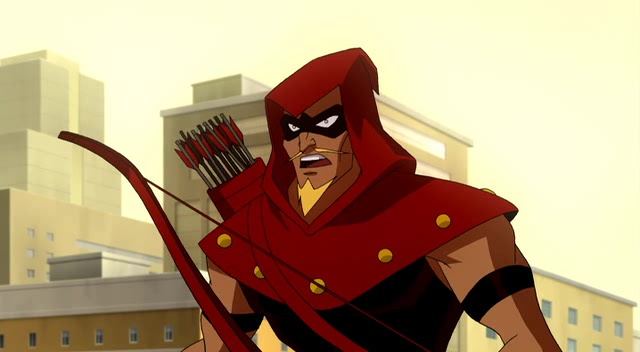 Archer (Crisis on Two Earths: Crime Syndicate Earth)