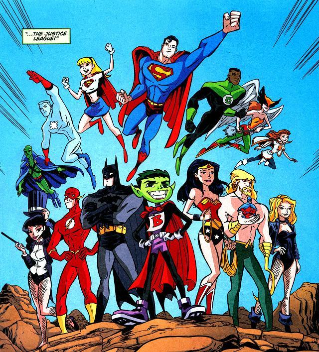 Justice League (Teen Titans TV Series)