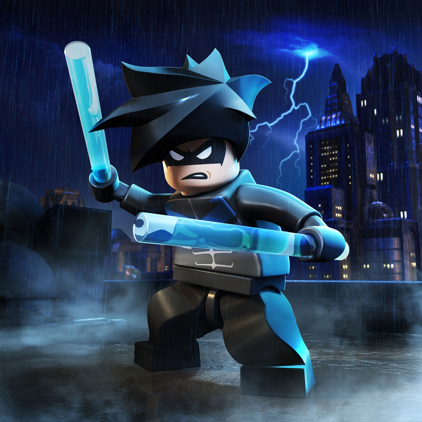 Richard Grayson (Lego Batman)