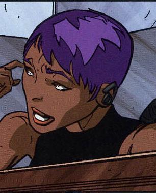 Maxine Gibson (Hush Beyond)